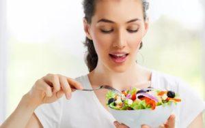 Правильное питание от прыщей – на лице, диета, продукты, для кожи