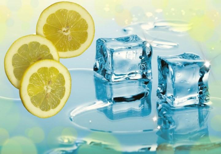 лед с лимоном от угревой сыпи