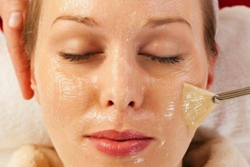 яичная маска с желатином