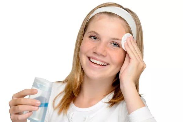 Лечение прыщей на лице у подростков – у мальчиков, у девочек