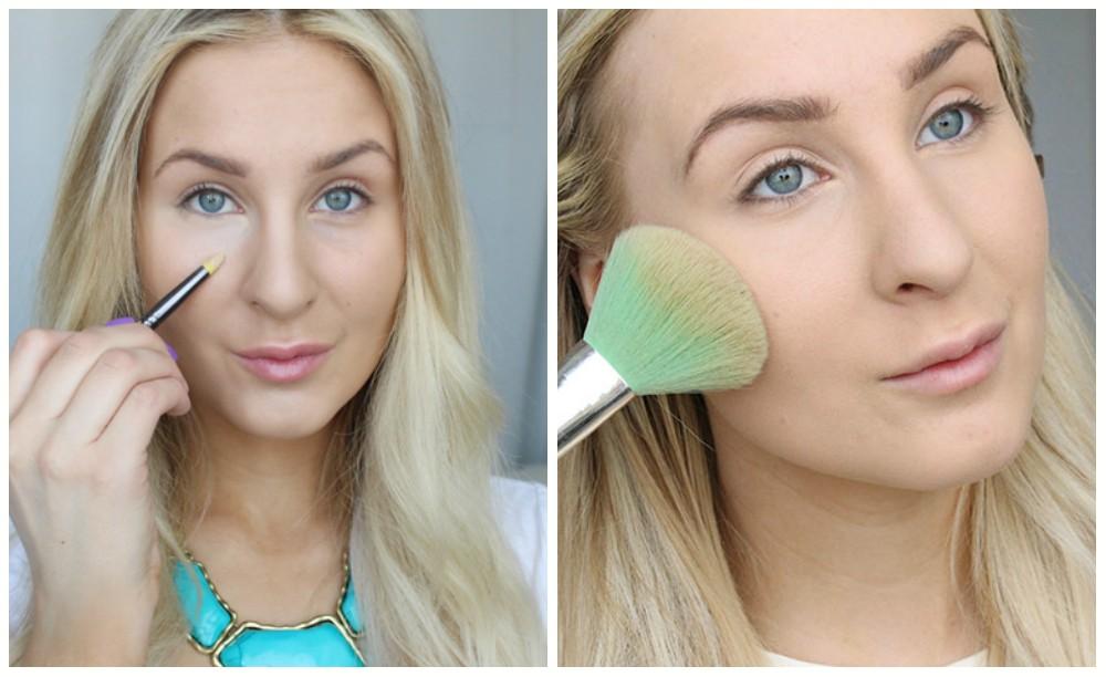 Как скрыть прыщи на лице – с помощью макияжа, без косметики
