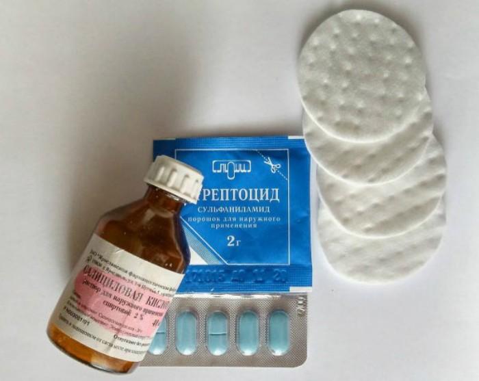 Болтушка от прыщей – рецепт дерматологов, в домашних условиях