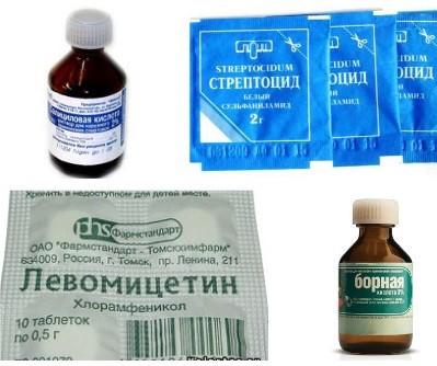 Борная кислота от прыщей - на лице, спирт, порошок, применение, болтушка