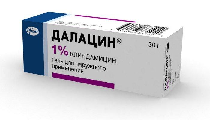 Эритромицин от угрей