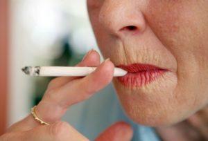Прыщи от курения - могут ли появиться, после отказа, правда или нет