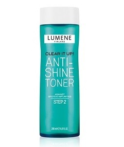 Clear It UP! ANTI-SHINE TONER