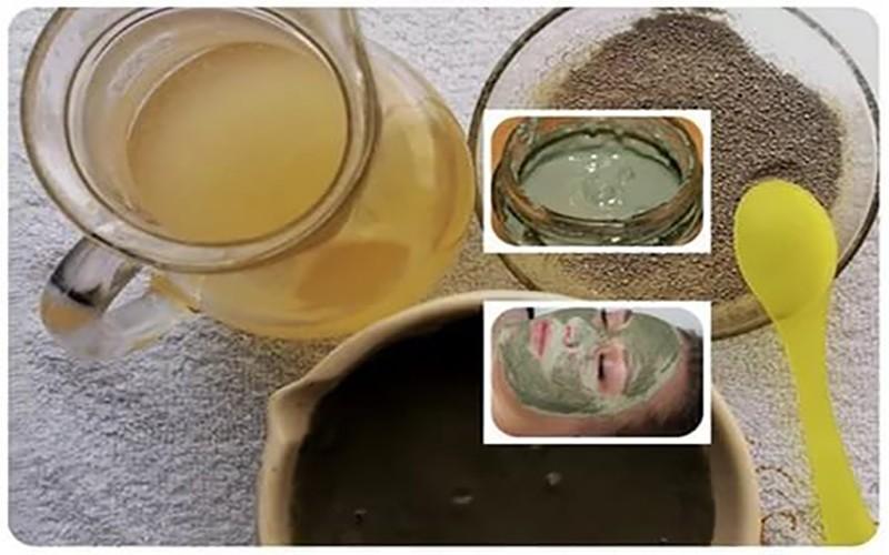 глиняная маска при высыпаниях
