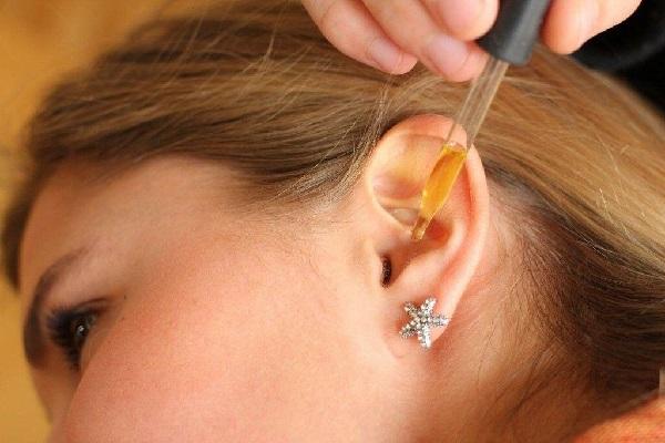Капли для лечения фурункула в ухе