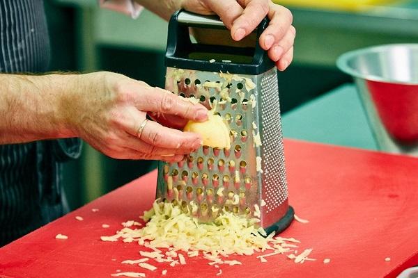 Лечение фурункула на спине картофелем