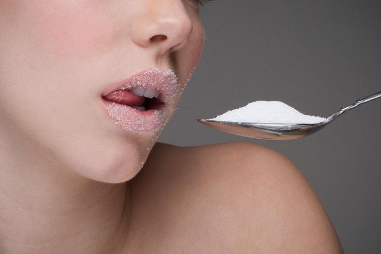 Соль на губах