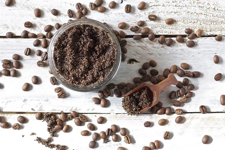 Рецепт кофейного пилинга